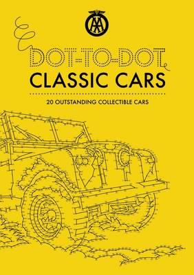Dot-to-Dot: Classic Cars (Paperback)