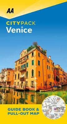 Venice - AA CityPack Guides (Paperback)