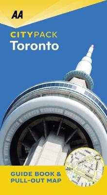 Toronto - AA CityPack Guides (Paperback)