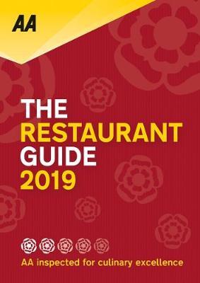 Risultati immagini per Le AA Rosettes in The Restaurant Guide  2019