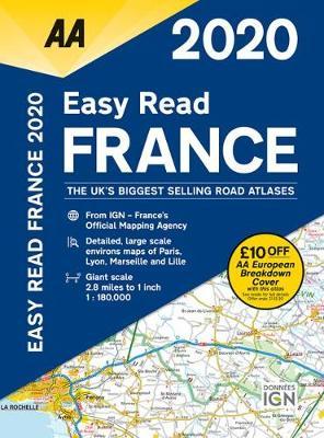 AA Easy Read France 2020