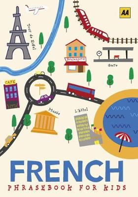 French Phrasebook for Kids (Paperback)