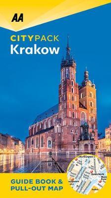 Krakow: AA CityPack - AA CityPack Guides (Paperback)