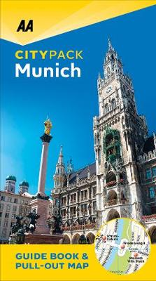 Munich: AA CityPack - AA CityPack Guides (Paperback)