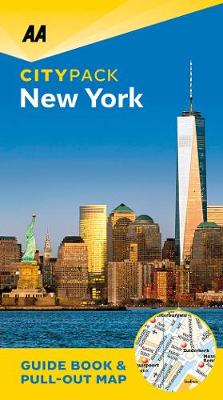 New York: AA CityPack - AA CityPack Guides (Paperback)