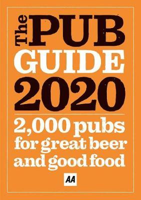 AA Pub Guide 2020: AA (Paperback)