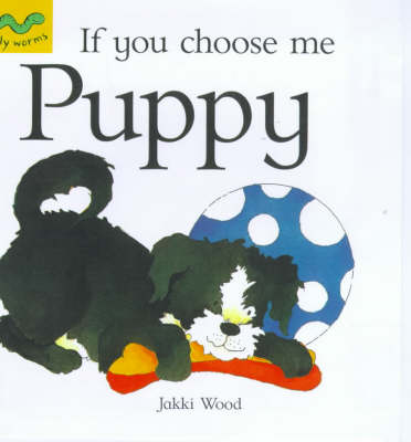 Early Worms:Puppy (Paperback)