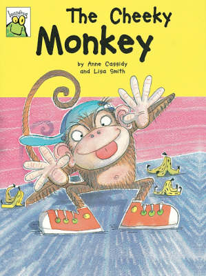 The Cheeky Monkey - Leapfrog 30 (Paperback)