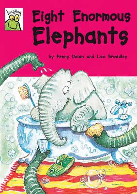 Eight Enormous Elephants - Leapfrog Rhyme Time (Paperback)
