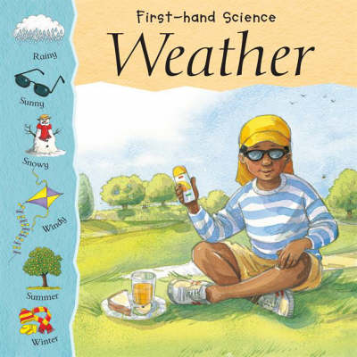 Weather - First-hand Science (Hardback)