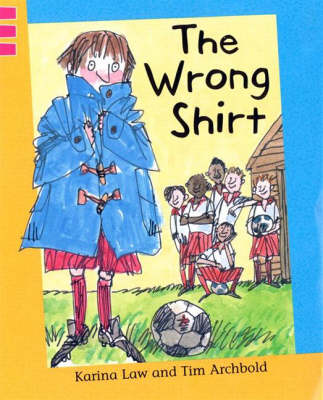 The Wrong Shirt - Reading Corner (Paperback)