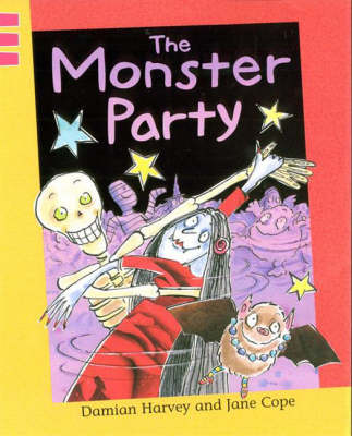 The Monster Party - Reading Corner (Paperback)