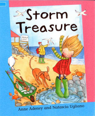Storm Treasure - Reading Corner (Paperback)