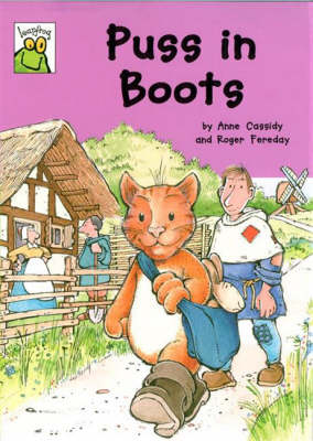 Puss in Boots - Leapfrog Fairy Tales (Paperback)