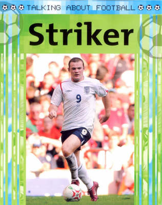 Striker - Talking About Football 1 (Hardback)