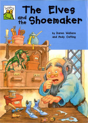 The Elves and the Shoemaker - Leapfrog Fairy Tales (Paperback)