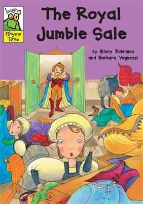 The Royal Jumble Sale (Paperback)