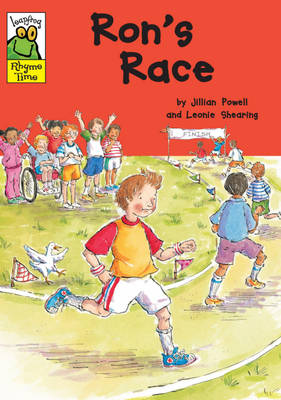 Ron's Race - Leapfrog Rhyme Time 18 (Paperback)