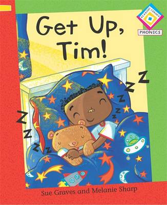 Get Up, Tim! - Reading Corner Phonics 4 (Paperback)