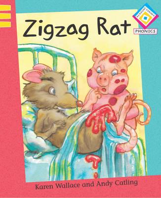 Zigzag Rat - Reading Corner Phonics (Paperback)