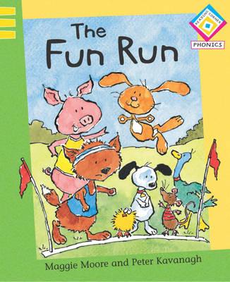 The Fun Run - Reading Corner Phonics 16 (Paperback)
