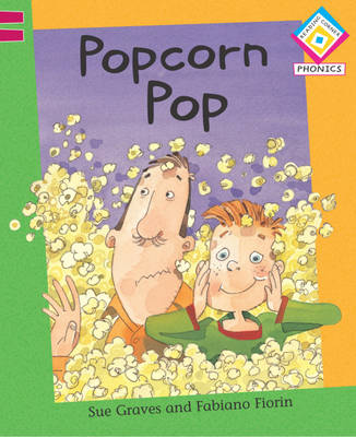 Popcorn Pop - Reading Corner Phonics 28 (Paperback)