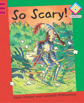 So Scary! - Reading Corner Phonics (Paperback)