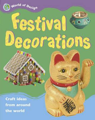 Festival Decorations - World of Design (Hardback)