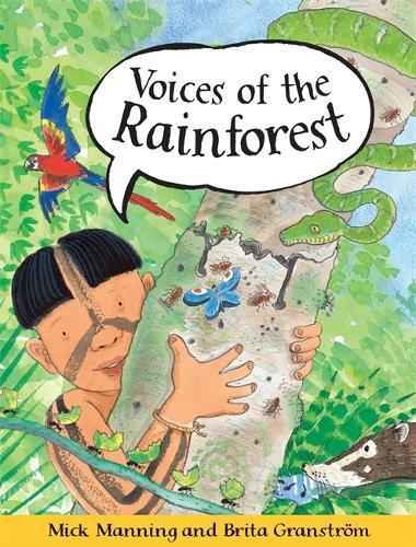Voices Of The Rainforest: Voices Of The Rainforest - Voices Of The Rainforest (Paperback)