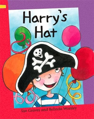 Harry's Hat - Reading Corner (Paperback)