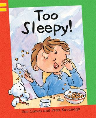 Too Sleepy! (Paperback)