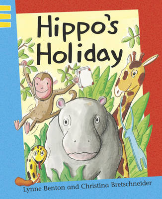 Hippo's Holiday - Reading Corner 53 (Paperback)