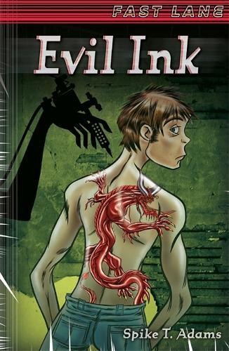 EDGE: Fast Lane: Evil Ink - EDGE: Fast Lane (Paperback)