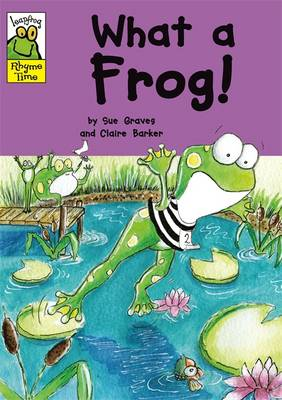 What a Frog! (Paperback)