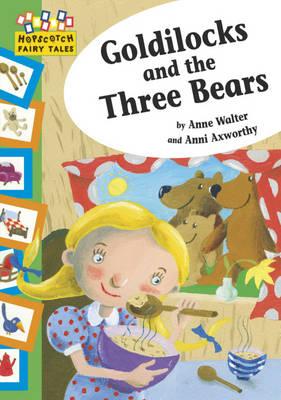Goldilocks and the Three Bears - Hopscotch Fairy Tales 7 (Paperback)