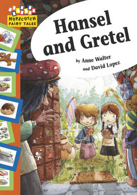 Hansel and Gretel - Hopscotch Fairy Tales 9 (Paperback)