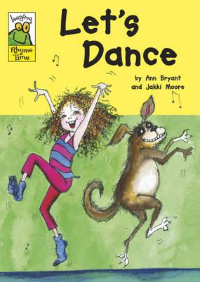 Let's Dance - Leapfrog Rhyme Time v. 28 (Hardback)