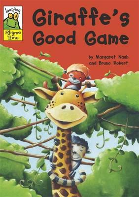Giraffe's Good Game (Paperback)