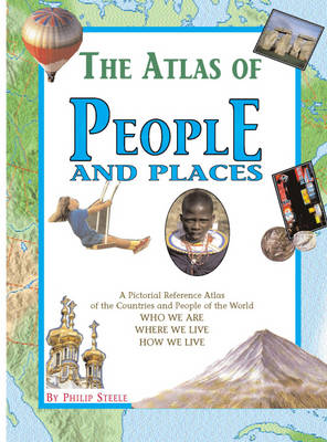 The Atlas of People and Places - Atlases (Paperback)