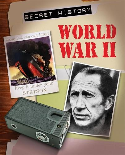 World War II - Secret History (Hardback)