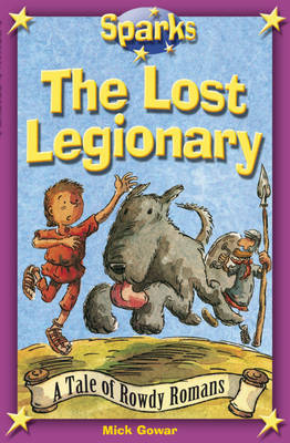 The Lost Legionary - Sparks (Paperback)