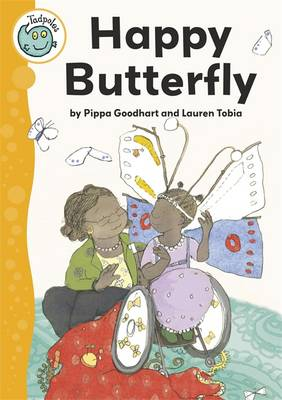 Happy Butterfly (Paperback)