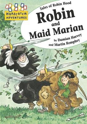 Robin and Maid Marian - Hopscotch Adventures (Paperback)