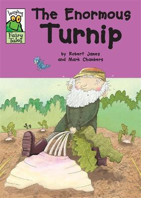 Leapfrog Fairy Tales: The Enormous Turnip - Leapfrog Fairy Tales (Paperback)