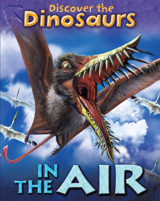 In the Air - Discover the Dinosaurs 2 (Hardback)