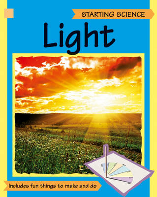 Light - Starting Science 5 (Hardback)