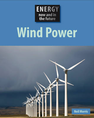 Wind Power - Energy Now & in the Future 8 (Hardback)