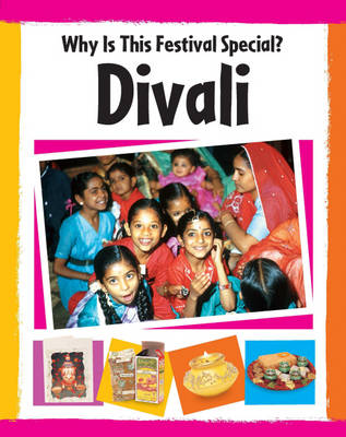 Divali - Why is This Festival Special? 4 (Paperback)
