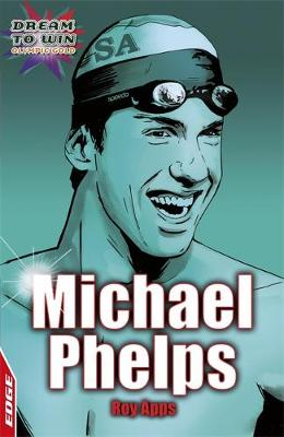 Michael Phelps - EDGE: Dream to Win (Paperback)