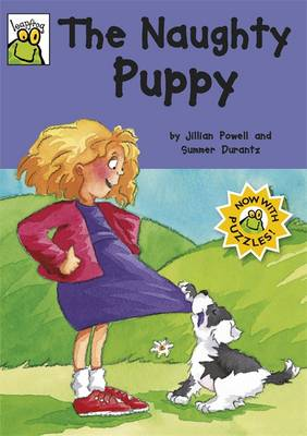 The Naughty Puppy (Paperback)